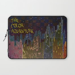The Color Adventure in The Mistic Areas Laptop Sleeve