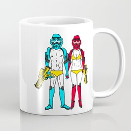Mr. and Mrs. Storm Coffee Mug