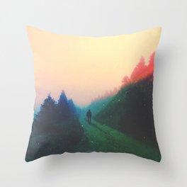 Fool_ Throw Pillow