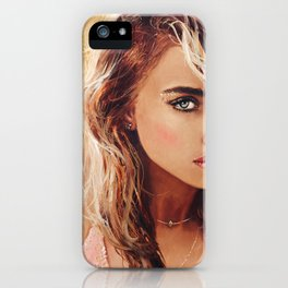 Mathilda Bernmark iPhone Case
