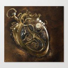 The Clockwork Music - fig.5 Canvas Print