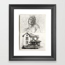 5158 Framed Art Print