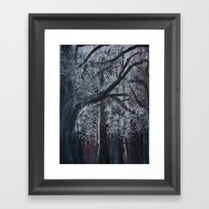 Dead Winter Framed Art Print