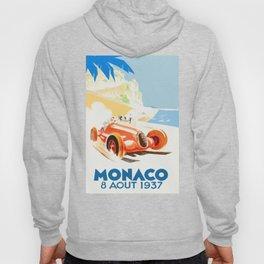 Grand Prix Monaco 1937 Hoody