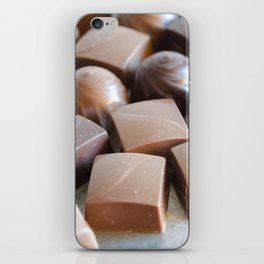 Chocolate 3 iPhone Skin
