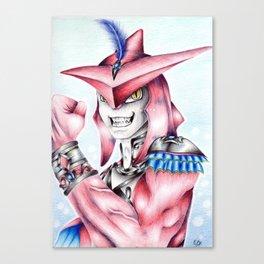 Prince Sidon (Zelda BotW) Canvas Print