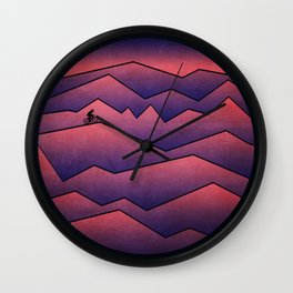 Touring Wall Clock