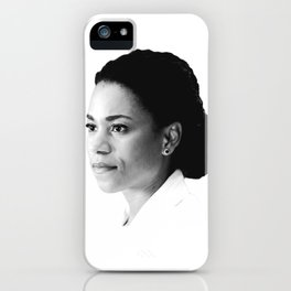 Maggie Pierce iPhone Case