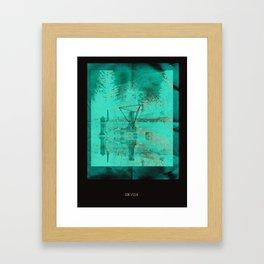 DEVTH Framed Art Print