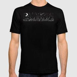 Elephant and Moon T-shirt