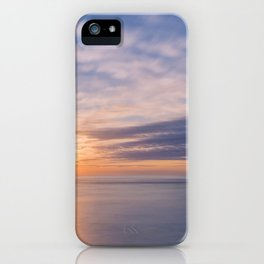 A new day, new beginning iPhone Case
