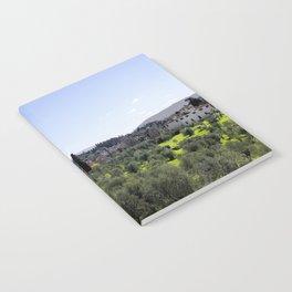 Tuscan Hills Notebook