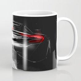 Mborn B Star Coffee Mug
