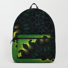 Green Dragons Backpack
