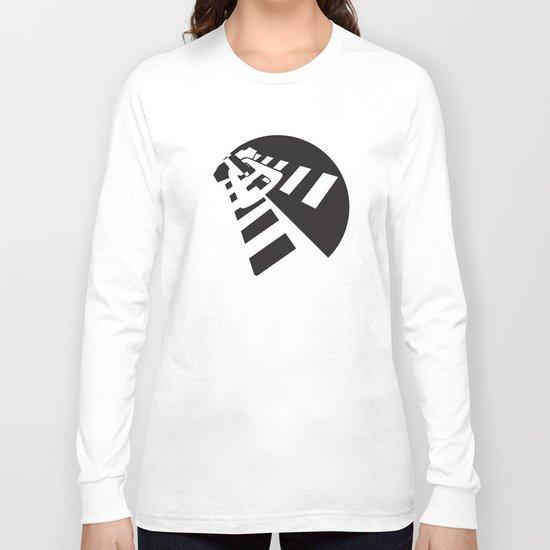 Zip Me, Please! Long Sleeve T-shirt