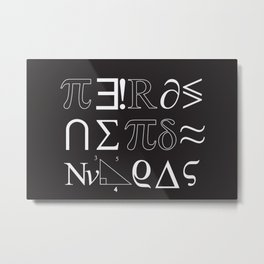 Nerds, Nerds Nerds! Metal Print