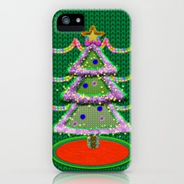 I'm not a Tacky Christmas Sweater iPhone Case