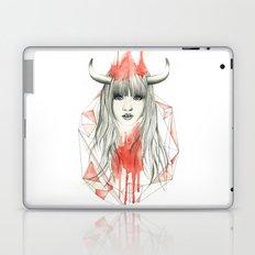 Zodiac - Taurus Laptop & iPad Skin