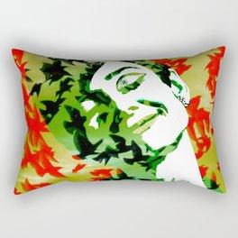 Audrey Hepburn (5) Rectangular Pillow
