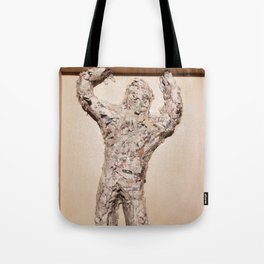 This Guy - Recycled Man Tote Bag