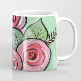 Roses for my Valentine Coffee Mug
