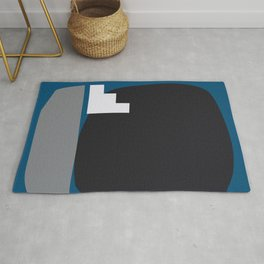 Shape study #4 - Stackable Collection Rug