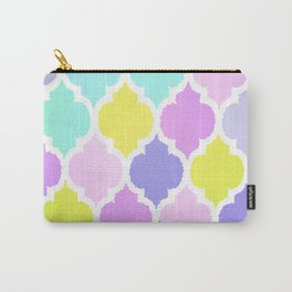 Morrocan Pastel Carry-All Pouch