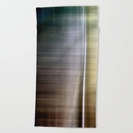 Abstract Lines 3 Beach Towel