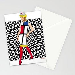 1964 Jersey Day Dress Stationery Cards