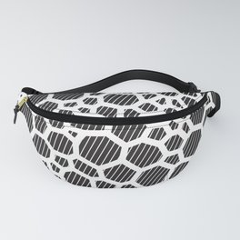 Experimental pattern 13 Fanny Pack