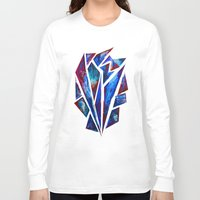 seashell Long Sleeve T-shirts featuring Seashell by Lachlan Willis