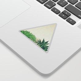 Succulent Forest Sticker