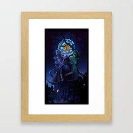Thief 20th Anniversary Framed Art Print