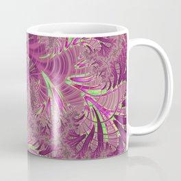 Magenta Fractal Coffee Mug