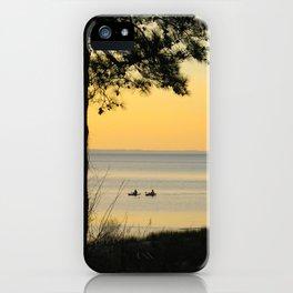 Go Kayaking iPhone Case