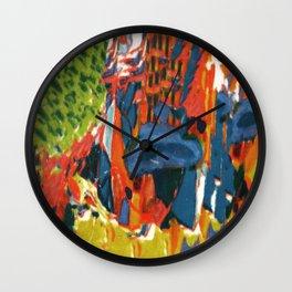 Tuti Fruits Wall Clock