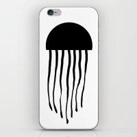 medusa iPhone & iPod Skins featuring Medusa by Kristijan D.