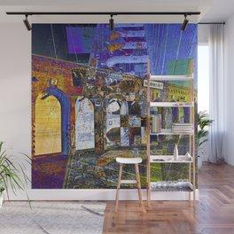 City Sound of Berlin Wall Mural