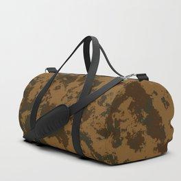 Rust Splatter Duffle Bag