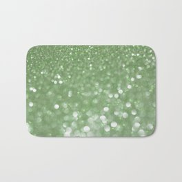 Holiday Mint Bath Mat