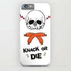 Knack Or Die iPhone 6s Slim Case