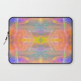 Prisms Play of Light 2 Mandala Laptop Sleeve