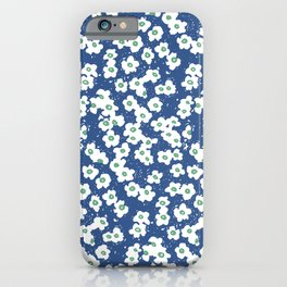 Common Heath Ditsy Floral iPhone Case