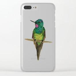 Empress Brilliant Clear iPhone Case