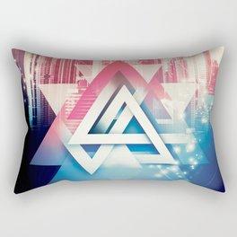 City Sounds Rectangular Pillow