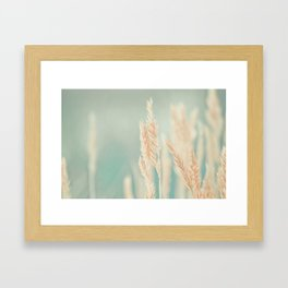 Magical Field Framed Art Print