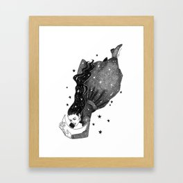 I Have Loved The Night Too Fondly Framed Art Print