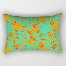 Leaf fall II Rectangular Pillow