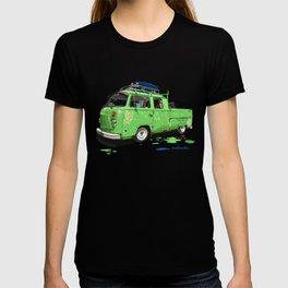 Combi green T-shirt