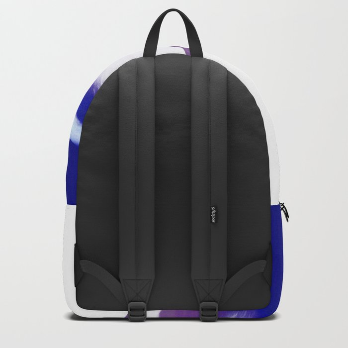 Purple Song of isolation Backpack